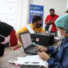 500 Warga Jakarta Pusat Jalani Vaksinasi COVID-19 di Kampung Tangguh Jaya