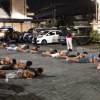 Nekat Balapan Liar di Tengah Pandemi COVID-19, Puluhan Remaja Diciduk Polisi