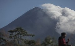 "Gunung Merapi  ""Batuk"", Bandara Adisutjipto Siap Fasilitasi Evakuasi Penumpang"