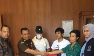 Pemerintah Indonesia Ekstradisi 2 WNA Kasus Narkotika ke Korsel