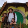 Nicola Gentile si 'Hobbit' Dunia Nyata dari Italia