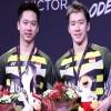 Gemilang, Pasangan Kevin-Marcus Juara Denmark Open 2018