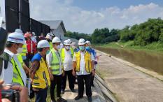 Bangun Pintu Air Rp80 Miliar, Menteri Basuki Janjikan Solo Tidak Banjir