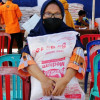 Sesuai Aturan Jokowi, Penerima Bantuan Beras DKI Diminta Divaksin