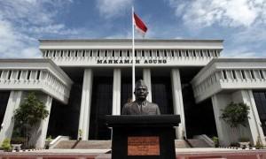 MA Tolak Gugatan Administratif Pilpres 2019 Prabowo-Sandi