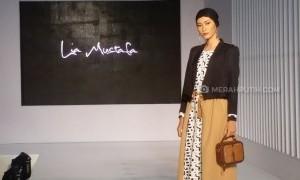 Lia Mustafa Meramu Abad Pertengahan dan Modern dalam Jakarta Fashion Trend 2018