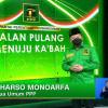 Suharso Umumkan Pengurus DPP PPP Periode 2020-2025