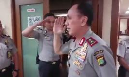 Video Perpisahan Irjen M Iriawan Viral di Media Sosial