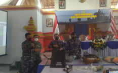 TNI AL Targetkan Pengangkatan Bangkai KRI Nanggala-402 Rampung Akhir Mei