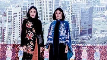 Potret Jakarta dalam Koleksi Batik Betawi