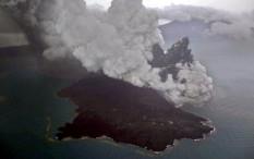 PVMBG Sebut Gunung Anak Krakatau Alami Satu Kali Gempa, Bahayakah?