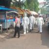 Warga Tanah Abang Reaktif COVID-19 Usai Kembali Mudik dari Sukabumi