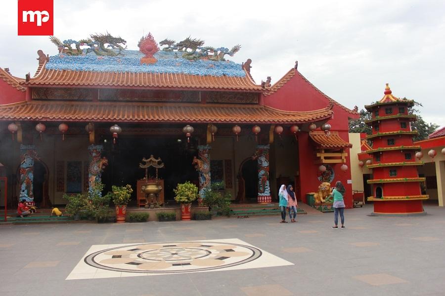 Sosok Penolong Misterius di Vihara Avalokitesvara Banten