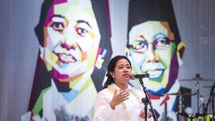 Menko PMK Apresiasi Pagelaran Budaya 60 Tahun Indonesia-Kamboja
