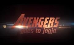 Avengers Goes to Jogja Video Parodi Karya Anak Yogyakarta