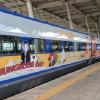 Terungkap Alasan KTX Mau Pasang Foto Jungkook di Badan Kereta