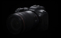 Canon EOS R5, Kamera Mirrorless dengan Resolusi Hingga 8K
