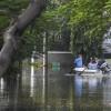 Pemkot Jakpus Batasi Jumlah Pengungsi Banjir