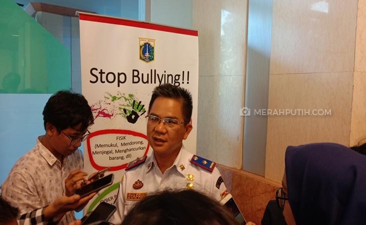 Kepala Dinas Perhubungan (Dishub) DKI Jakarta, Syafrin Liputo (MP/Asropih)