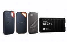 WD Hadirkan SSD Portabel Berkapasitas 4TB