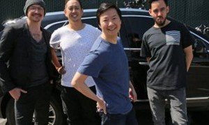 Video Carpool Karaoke Linkin Park Dirilis