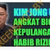 [HOAKS atau FAKTA]: Kim Jong Un Komentari Kepulangan Rizieq Shihab ke Indonesia