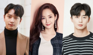 Chansung 2PM dan Park Min Young Akan Beradu Akting