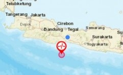 Laporan Terkini BPBD Cilacap Terkait Gempa Bumi 5,7 SR