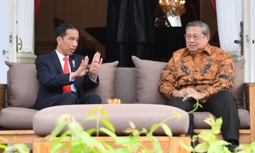 Ada Upaya Adu Domba SBY dan Jokowi