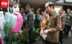 Presiden Jokowi Akan Hadiri Lebaran Betawi di Jagakarsa