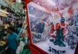 Berburu Pernak Pernik Natal di Pasar Pagi Asemka