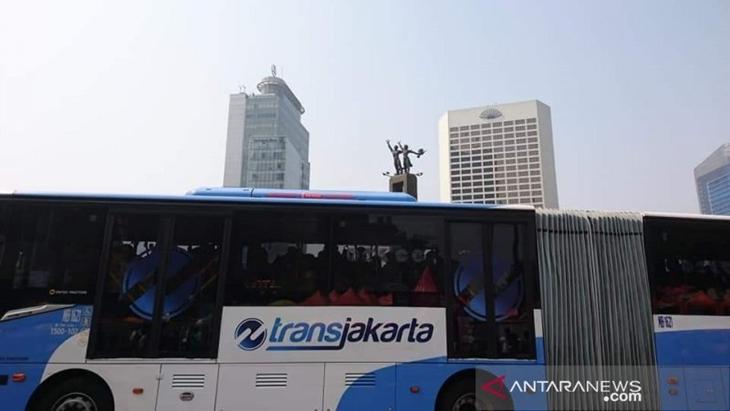 Sempat Dikandangkan karena Iklan Konten Vulgar, 59 Bus Zhongtong TransJakarta Kembali Beroperasi