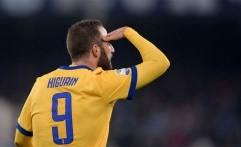 Di Balik Selebrasi Higuain Usai Cetak Gol ke Gawang Napoli