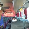 Pemkab Gunung Kidul Lakukan Penyekatan Bus di Lokasi Wisata