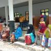 Anak-Anak Pengungsi Merapi Masih Bisa Tetap Belajar
