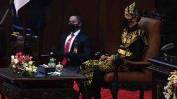 ICW Kaget Dengar Pidato Jokowi Soal Korupsi