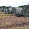 BOR 16 RS Rujukan Penuh, RS Lapangan TNI AD Mulai Terima Pasien Corona