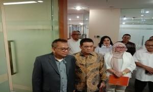 Riza Patria Mulai Safari Politik ke DPRD sebagai Cawagub DKI