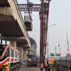 Damkar Tak Ikut Naik ke Lintasan Rel Kereta untuk Evakuasi LRT Jabodebek