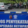 Polisi Putar Balik 36.468 Kendaraan Pemudik