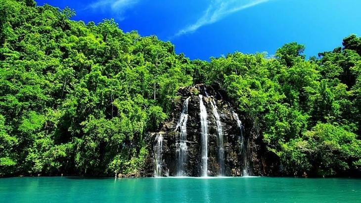 Indahnya Pulau Mursala, yang Jadi Tempat Syuting Film King Kong
