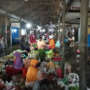 Lockdown Berakhir, Pasar Harjodaksino Kembali Buka dengan Protokol Kesehatan Ketat