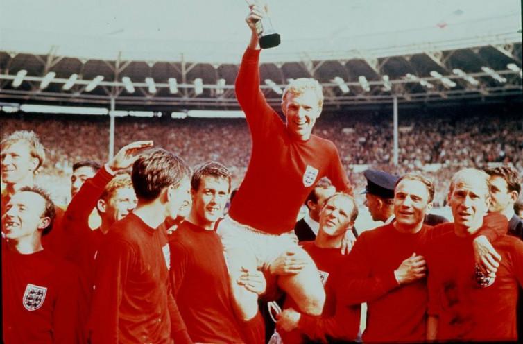Mitos Kutukan Piala Dunia, Inggris Paling Apes