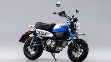 Mesin Baru untuk Honda Monkey 125