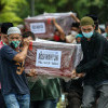 6 Jenazah Korban Pesawat Sriwijaya Air Terindentifikasi, Salah Satunya Mantan Ketua HMI