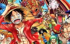 'One Piece' Jadi Manga Pertama dengan Setengah Miliar Salinan