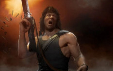Sylvester 'Rambo' Stallone Siap Beraksi di Mortal Kombat 11 Ultimate