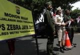 Memperingati Hari Pahlawan, Polisi Kenakan Baju Pejuang Saat Operasi Zebra Jaya