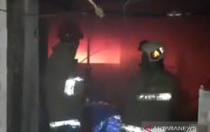 Gedung BPOM Terbakar, Ini Kronologisnya