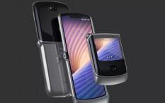 Motorola Razr Second-Gen Tampil Lebih Estetis